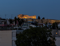 Acropolis View Luxury Suite Page Gallery